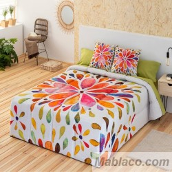 Edredón Comforter Inca 100% Algodón