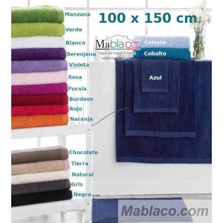 Toallas 100x150 Baño 600 gr/m2