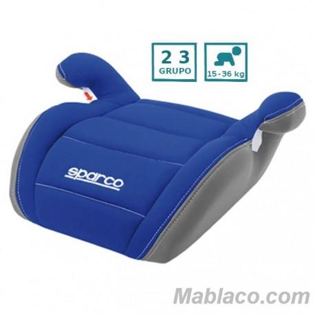 Elevador Coche Sparco F100K Grupo 2 3 Azul