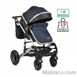 Carrito de bebé Gala Premium Azure