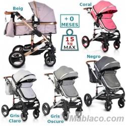 Carro de bebé Gala