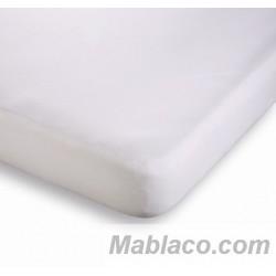 Sábanas Bajera Impermeable Transpirable 100% Algodón
