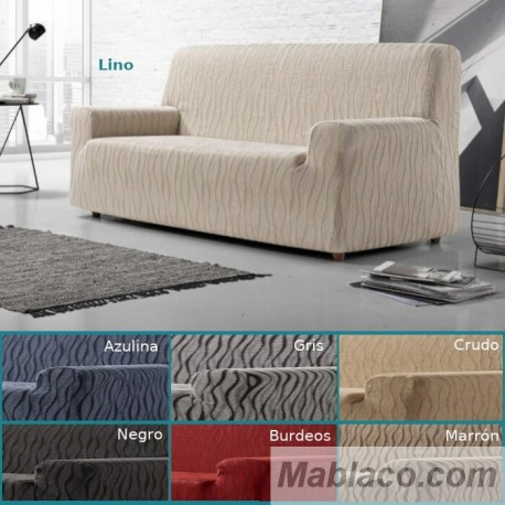 Funda sofá Elástica Andromeda Zebra