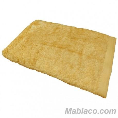 Toalla Ducha Amarillo mostaza 70X140 Ducha 600 gr/m2
