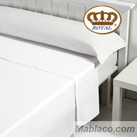 Funda de Almohada Blanca Royal