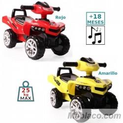 Moto Corre Pasillos Quad ATV No Fear