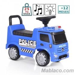 Coche Correpasillos Mercedes Antos Camión Policía