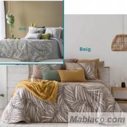 Edredón Comforter Terciopelo Estampado Burgos