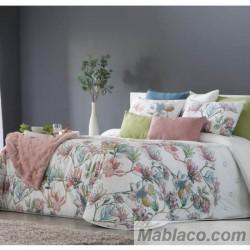 Edredón Comforter Terciopelo Estampado Toledo