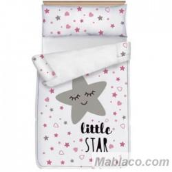 Saco Nórdico Bebé 70x160 Little Star