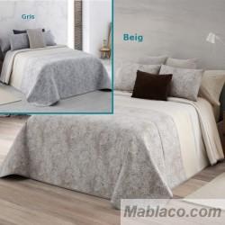 Bouti de Invierno Jacquard Yasmina Algodón Blanco todos los colores