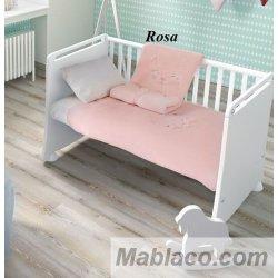 Mantas bebé Bordada 6277 Piel