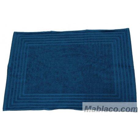 Alfombra de Baño 100% Algodón Alfa 50x70 Azul