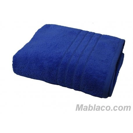 Toallas Bidet 700gr 100% Algodón Egipcio 30x50 Azul Pacífico