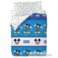 Juego Funda Nórdica Mickey Mouse Happy