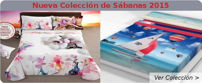 Sábanas Nueva Coleccion