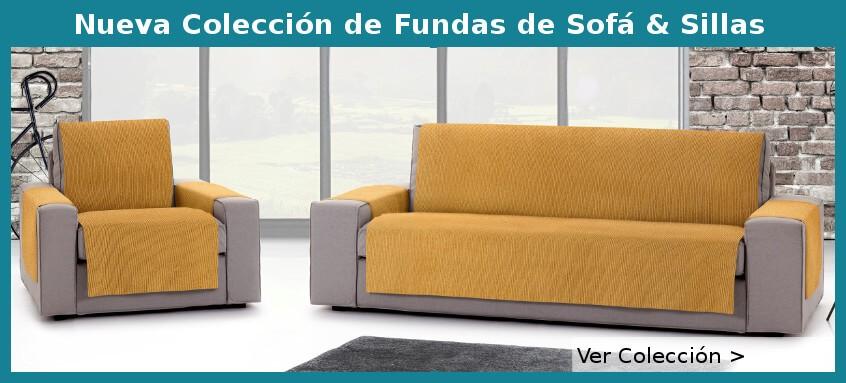 Nuevos Colores Fundas de Sofá y Sillas