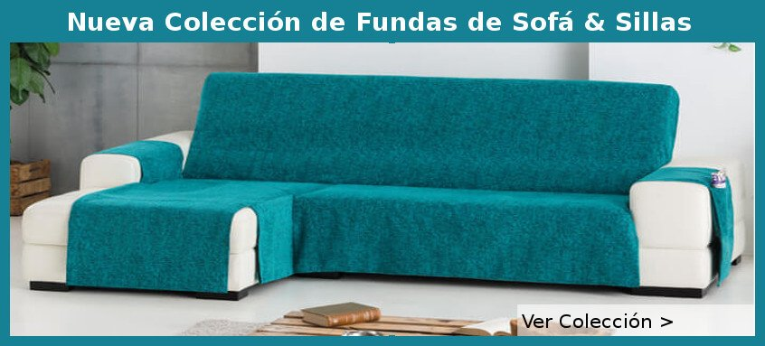 Fundas de Sofá Online ¡Nueva Colección en Mablaco!