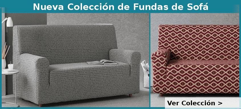 Fundas de Sofá Online desde 16€